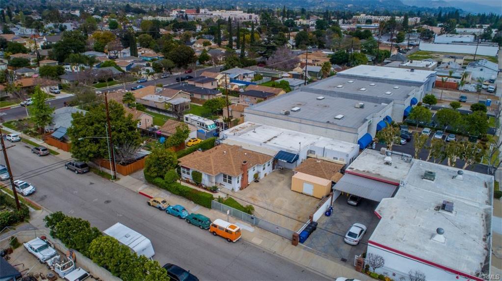 850 Alta vista aerial